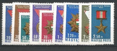 Maďarsko - **,Mi.č.2222/30 / A2976/