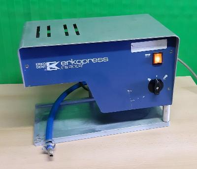 Erkodent Erkopress ES 2002 - dento zařízení na tvarování za tepla