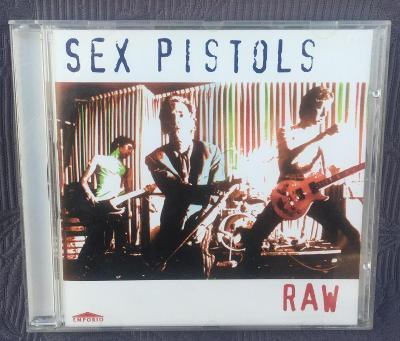 CD - Sex Pistols  (1997) , CD V PĚKNÉM STAVU
