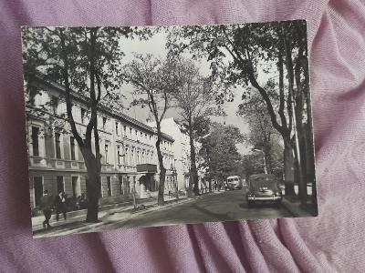 Pohlednice Jelenia Góra,prošlé poštou