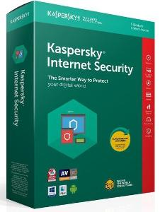 KASPERSKY INTERNET SECURITY 2021 5 ZAŘ. 1 ROK