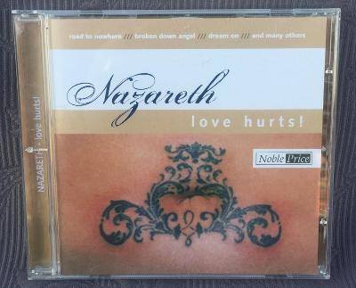 CD - Nazareth , CD V PĚKNÉM STAVU