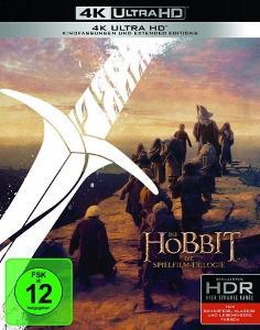 HOBIT FILMOVÁ TRILOGIE KOLEKCE (4K ULTRA HD BLU-RAY) (6 DISKŮ UHD) - 2
