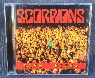 CD - Scorpions (1995) , CD V PĚKNÉM STAVU