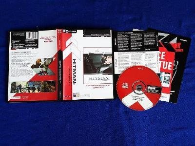 PC - HITMAN CODENAME 47 Premier Collection (retro 2001) Top