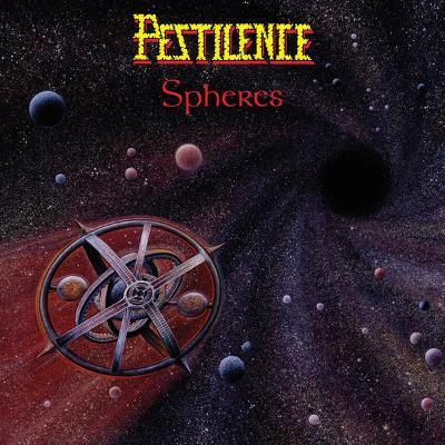 PESTILENCE Spheres - LP
