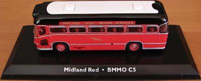 Midland Red - BMMO C5 1/72 Atlas