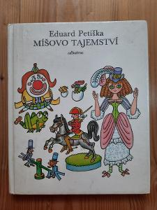 Míšovo tajemství Eduard Petiška