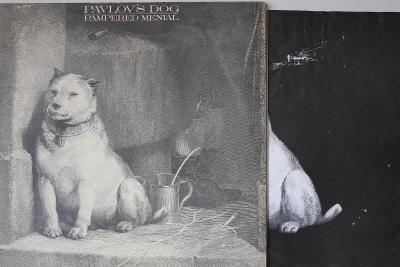 Pavlov's Dog – Pampered Menial LP 1975 vinyl Holandsko VG+