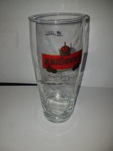Krušovice sklenice 0,5 l pro sběratele