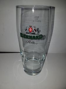 sklenice 0,5 l pro sběratele Bernard
