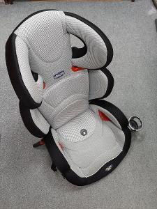 Dětská autosedačka 15-36kg nastavitelná a pratelná ISOFIX výborný stav