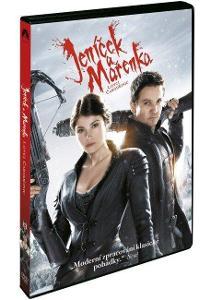 JENÍČEK A MAŘENKA: LOVCI ČARODĚJNIC (DVD)
