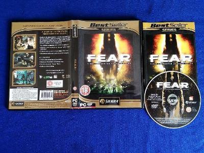 PC - FEAR (retro 2005) Top