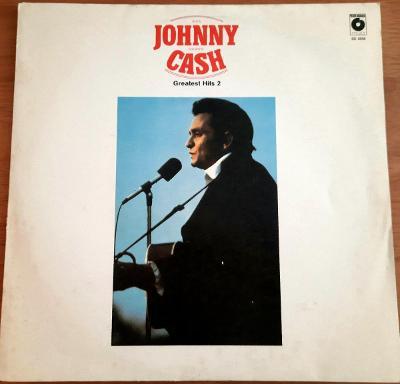LP Johnny Cash- Greatest Hits 2. Muza. 1987.
