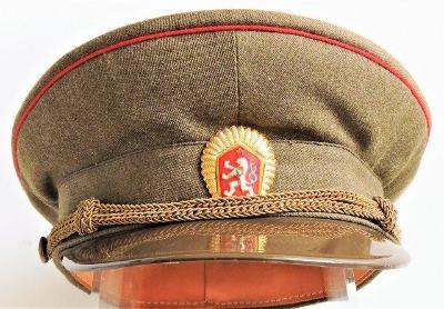 Brigadýrka Čepice ČSLA vz.62