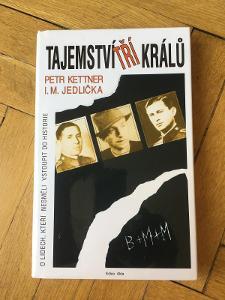 Tajemství tří králů / Kettner, Jedlička / Mht