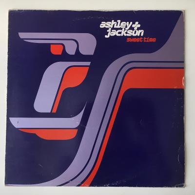 """Ashley + Jackson* – Sweet Time - 12"""" maxi vinyl"""