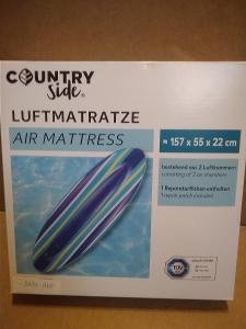 Nafukovací matrace - surfovací prkno COUNTRYSide - Nové ( BC 199 Kč )