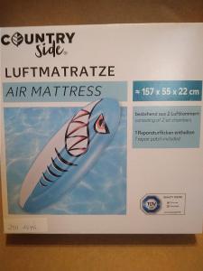 Nafukovací matrace-surfovací prkno ŽRALOK COUNTRYSide-Nové (BC 199 Kč)