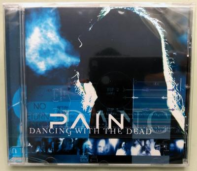 CD Pain – Dancing With The Dead 2004 EU nové