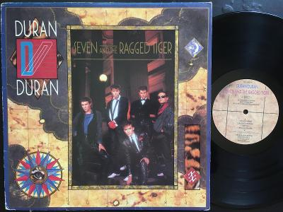 DURAN DURAN seven and the ragged tiger UK 1983 VG+
