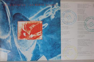 Dire Straits – On Every Street LP 1991 vinyl NL 1.press jako nove NM