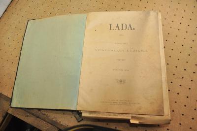 Soubor časopisů LADA 1904