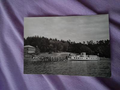 Pohlednice Pilawki,r.1965,prošlé poštou