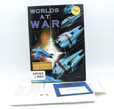 ***** Worlds at wars (Amiga) *****