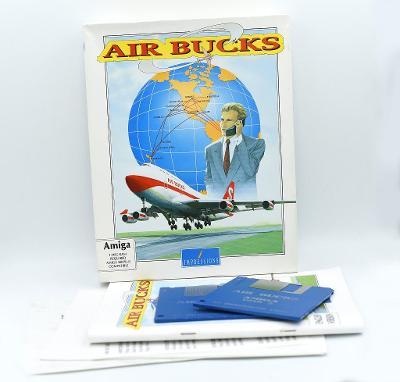 ***** Air bucks (Amiga) *****