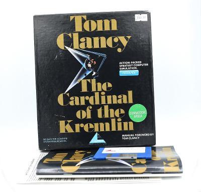 ***** Tom Clancy the cardinal of the kremlin (Amiga) *****