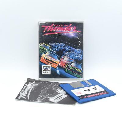 ***** Days of thunder (Amiga) *****