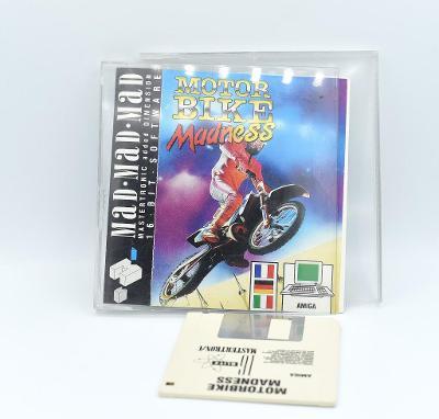 ***** Motor bike madness (Amiga) *****