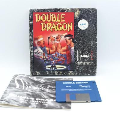 ***** Double dragon (Amiga) *****
