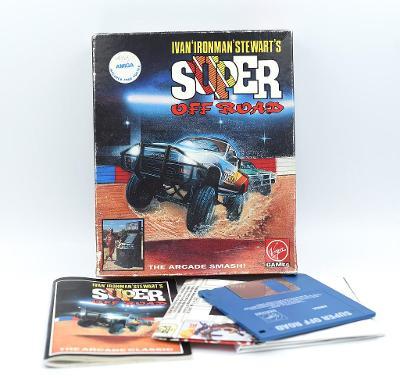 ***** Super off road (Amiga) *****