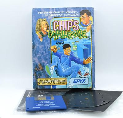 ***** Chip's challenge (Amiga) *****