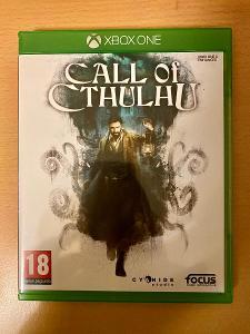 Hra Call of cthulu na XBOX One
