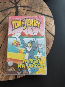 Tom a Jerry: Myš na udici, VHS