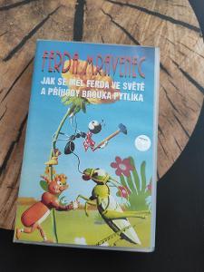 Ferda Mravenec , VHS