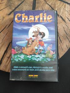 Charlie: Všichni pejskové jdou do nebe , VHS