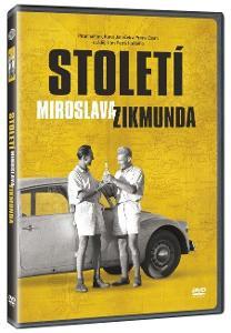 STOLETÍ MIROSLAVA ZIKMUNDA (DVD)