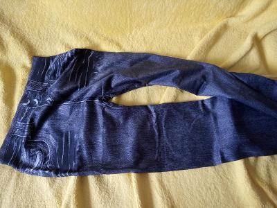 Legíny tvarující šedé vel. XL cca 42/44  nové