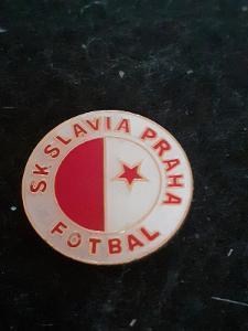 Odznak SK SLAVIA PRAHA FOTBAL