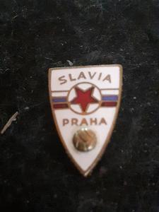 Odznak Slavia Praha volejbal