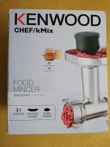 Mlýnek na maso-nástavec Kenwood KAX 950 ME