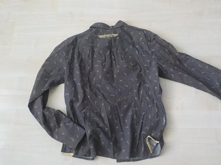 Bushman paradni damska košile vel 42+elastan - Dámské oblečení