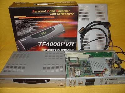 1 + 1 další ZDARMA Set top box / satelitní přijímač Topfield TF4000PVR
