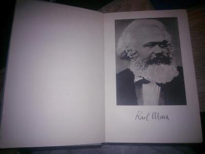 Marx + Engels: VYBRANÉ SPISY I / vydání: 1950