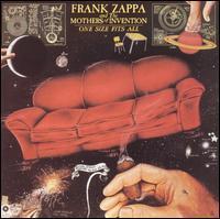 ZAPPA FRANK - One size fits all-reedice 2012